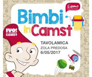 Si è tenuto l'evento Bimbi in Camst 2017