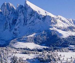 Gita sulla neve ad Andalo